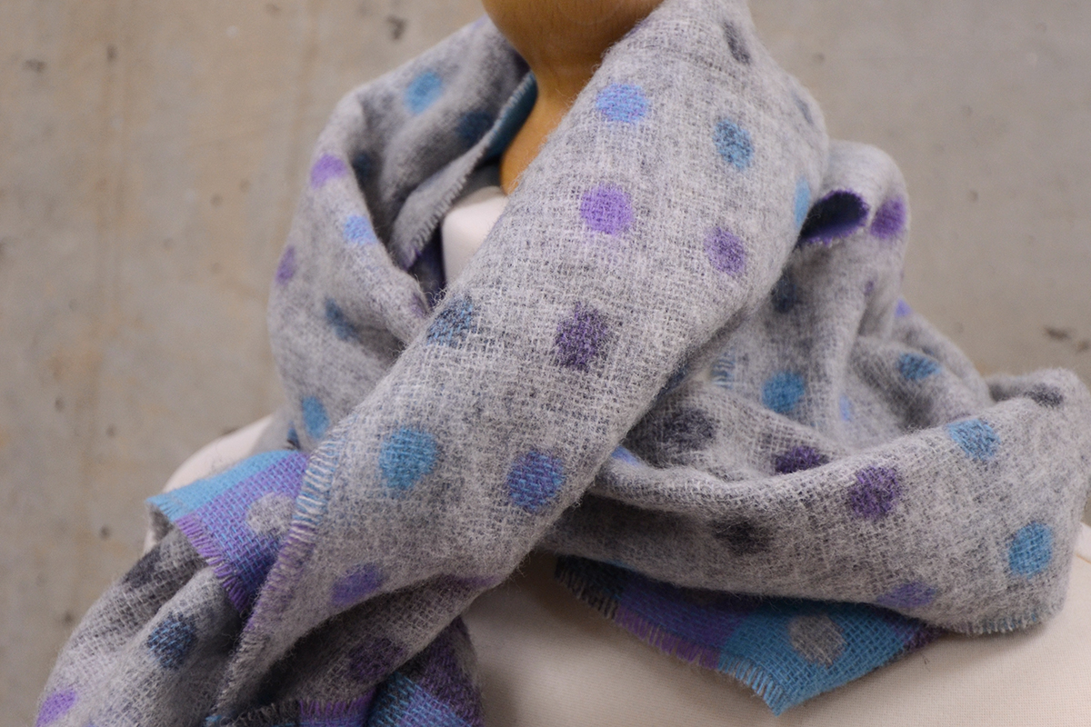 grey-and-blue-purple-spot-scarf
