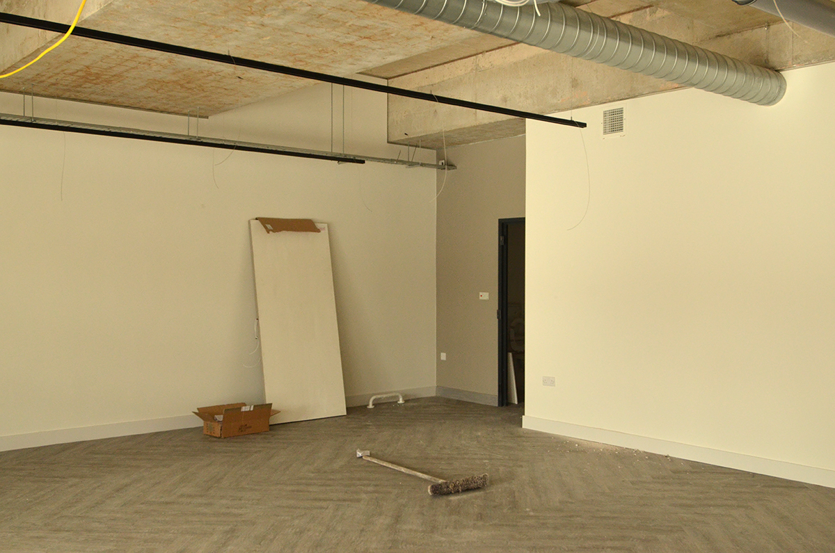 New Showroom - March