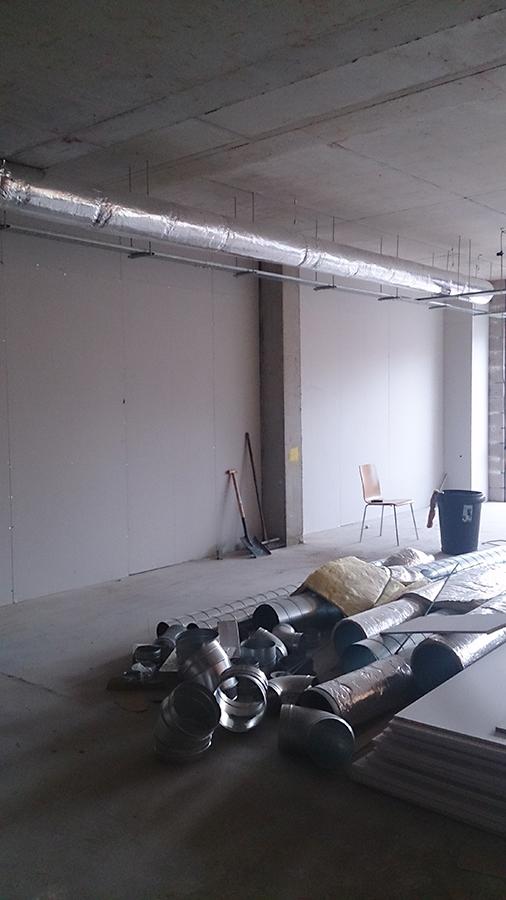 New Showroom Fitz st - dec pics