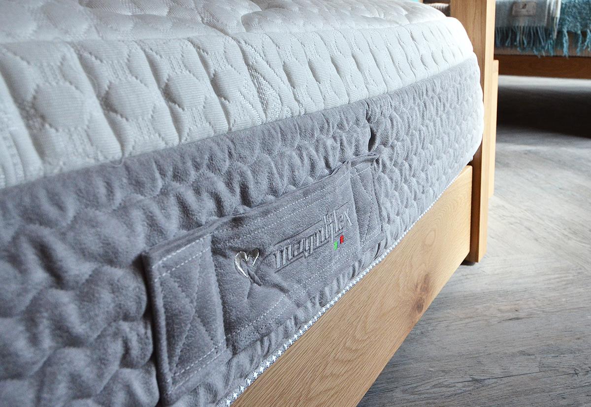 Comfort Dual 10 Magniflex Mattress Natural Bed Company