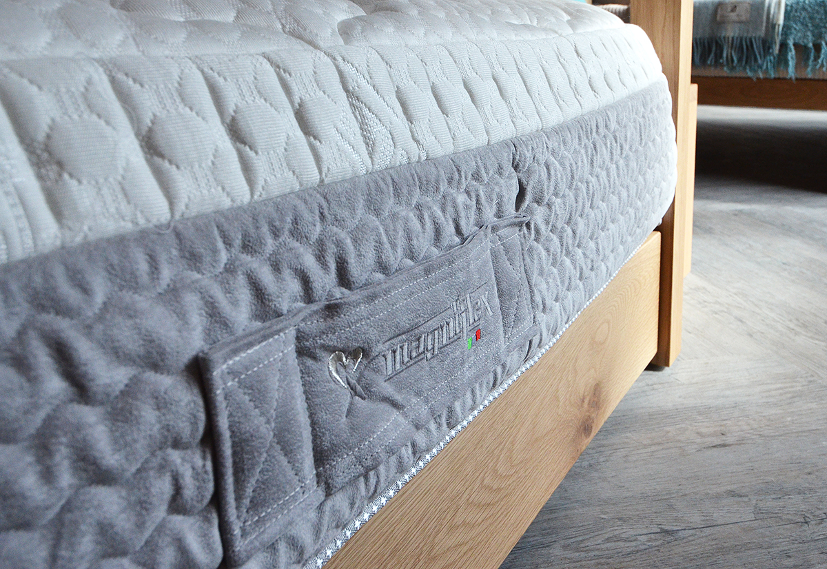 Luxury Mattresses Craft Vs Comfort Dual Natural Bed