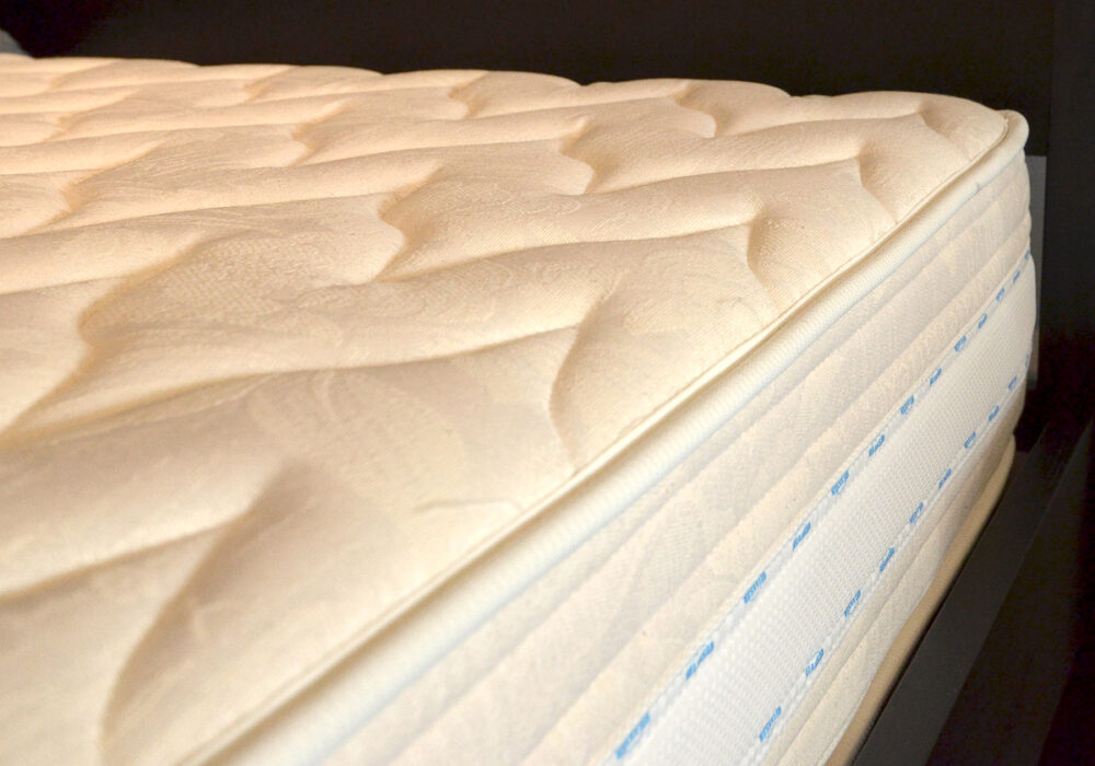 optimal support back care mattress