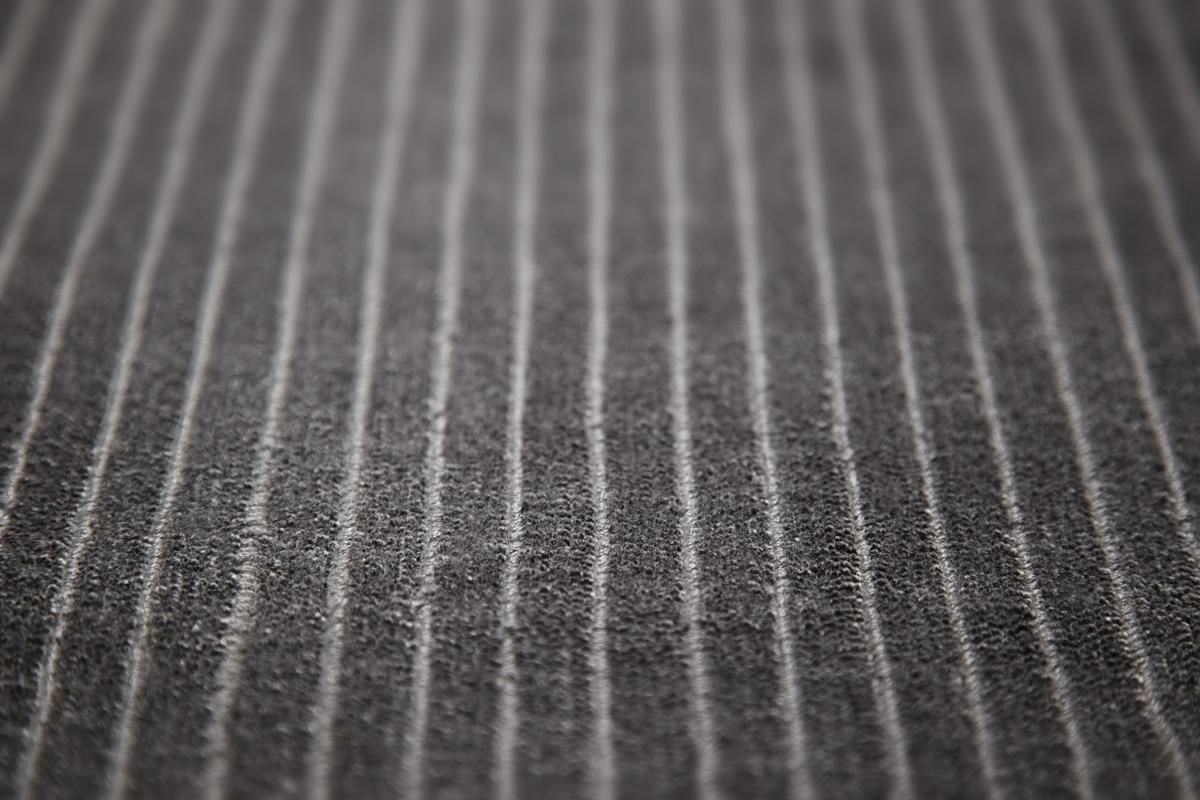 Orient Rug - Detail - Grey