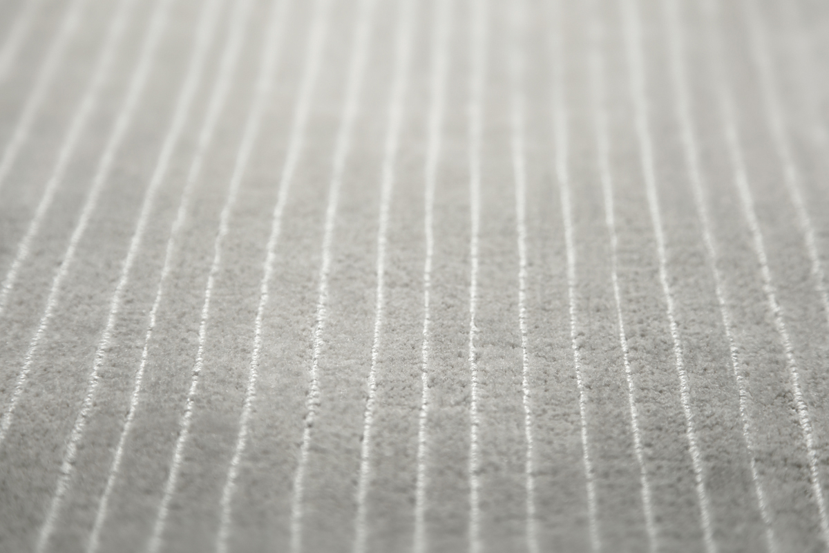 Orient Rug - Detail - Grey Whisper