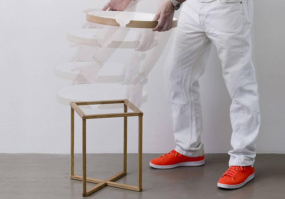 Wireworks Damian side tables