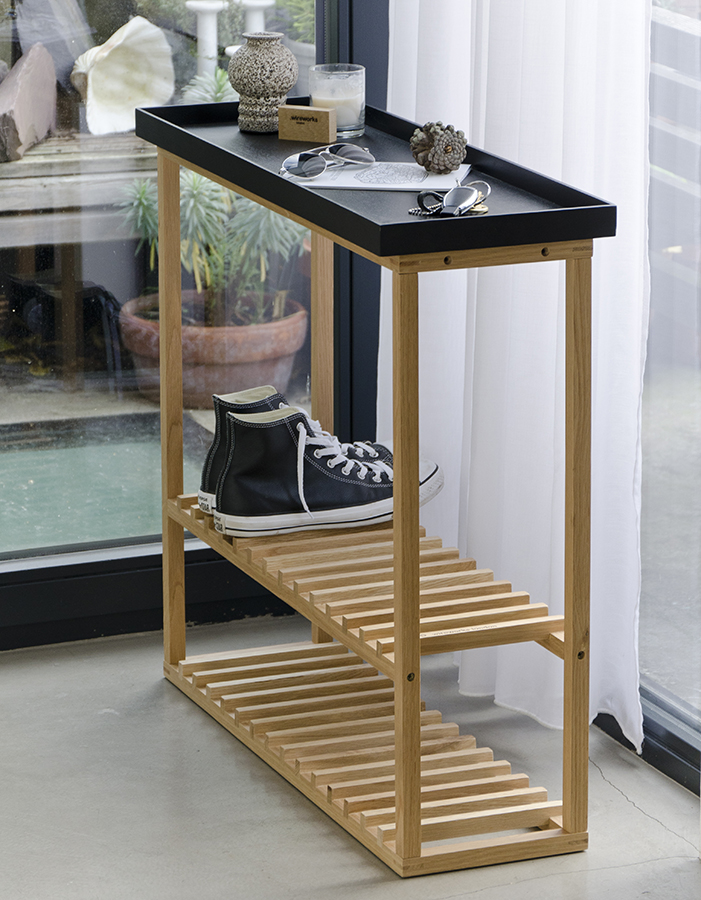 Wireworks console table