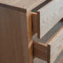 shaker 3-drawer-chest-close-up