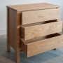 shaker 3-drawer-chest-open
