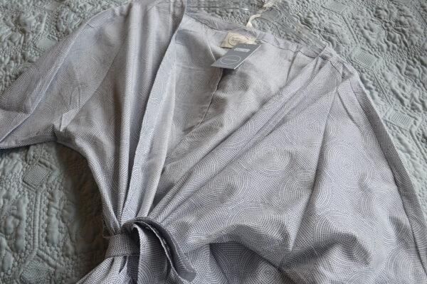 Bohemia spirals long length robe