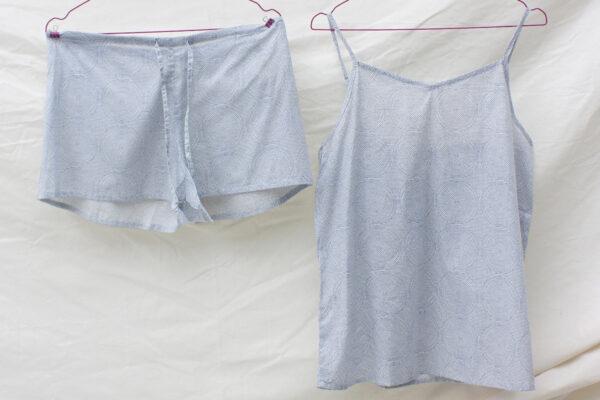 Cotton Camisole & Shorts set