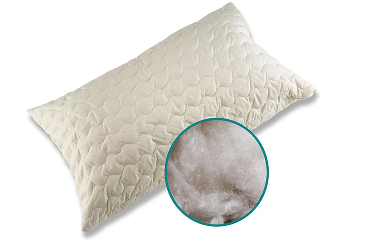 kapok filled pillow