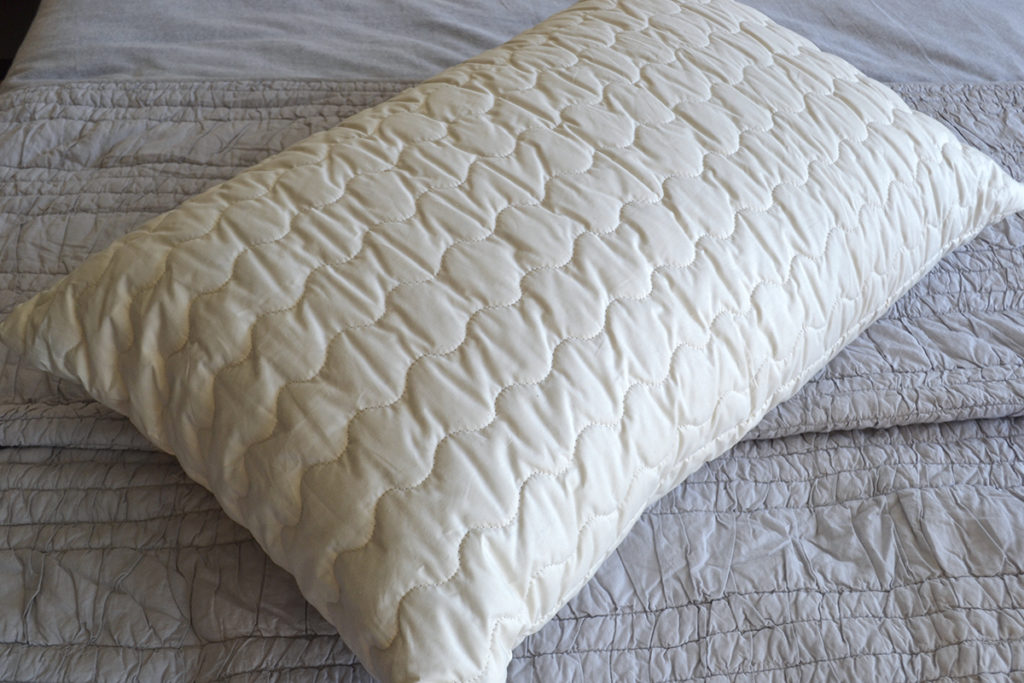organic pillow
