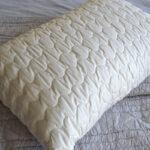 organic natural kapok filled Vegan pillow