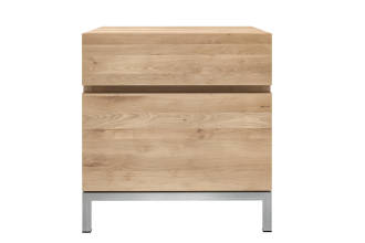 Ethnicraft Oak Ligna nightstand