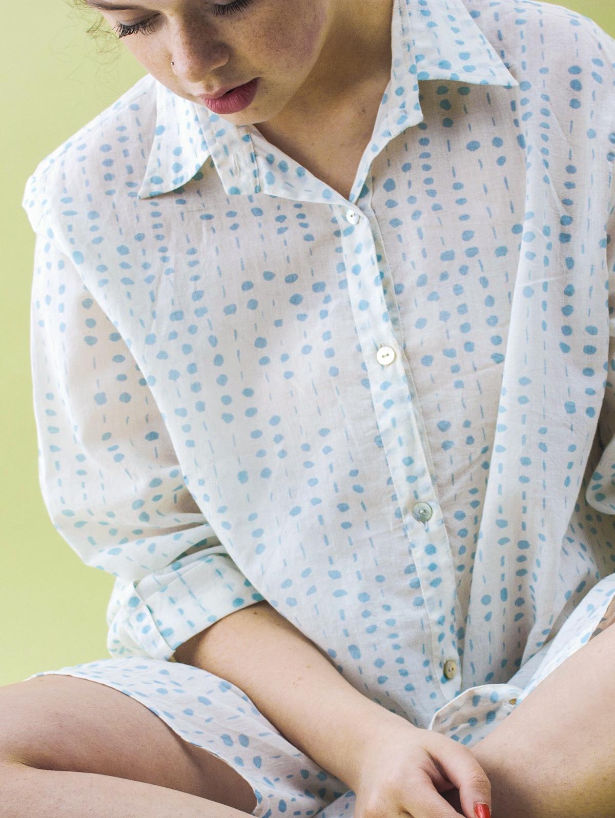blue-dots-nightshirt