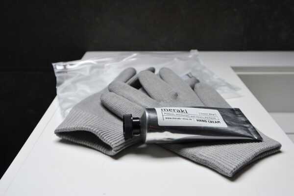 Meraki hand care sets