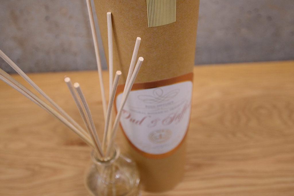 scented room diffuser-oud-saffron