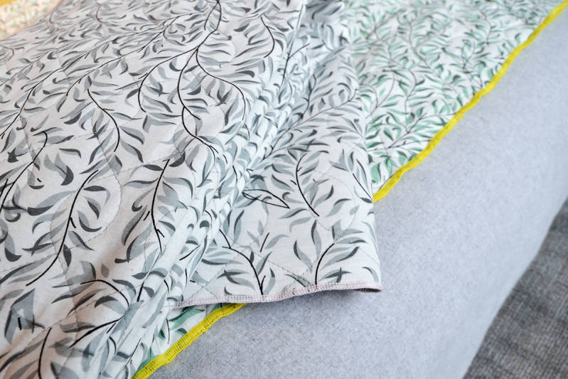Reversible Organic Cotton Quilts Natural Bed Company