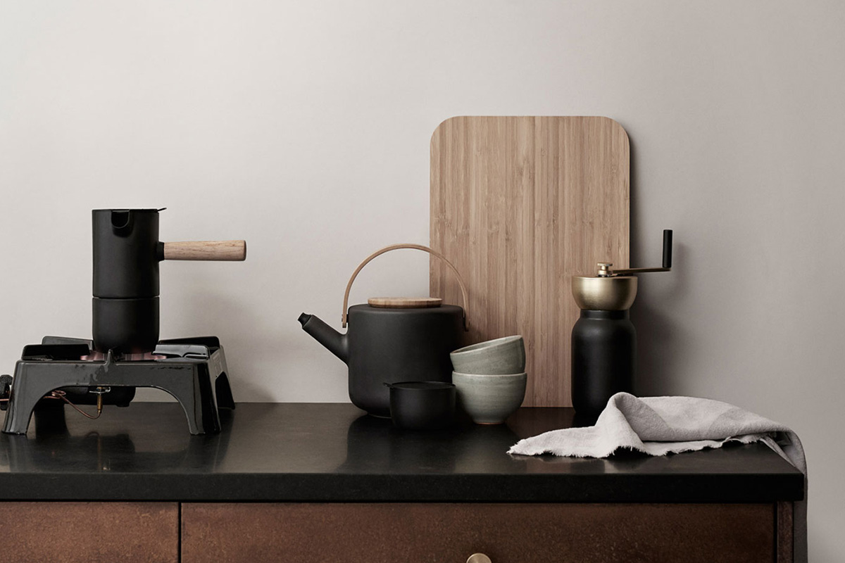 Stelton - collar - coffee