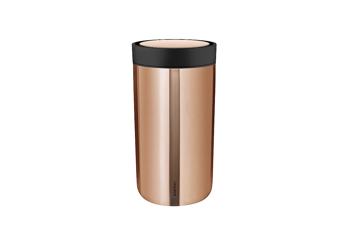 stelton-copper-to-go-cup