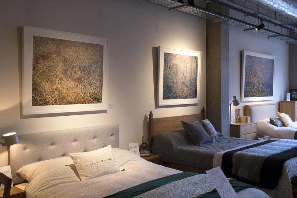 Matthew Conduit Photographs in the Showroom