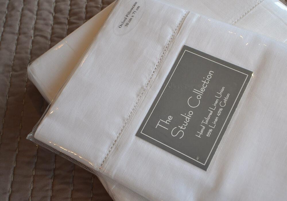 linen blend bedding hemstitch - 1200x800