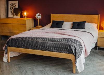 Camden bed - retro bed frames