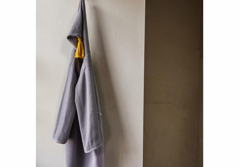 Child's-Cotton-Robe-grey-with-yellow-tassle