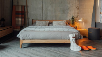 Christmas-bedroom-Pimlico-Bed
