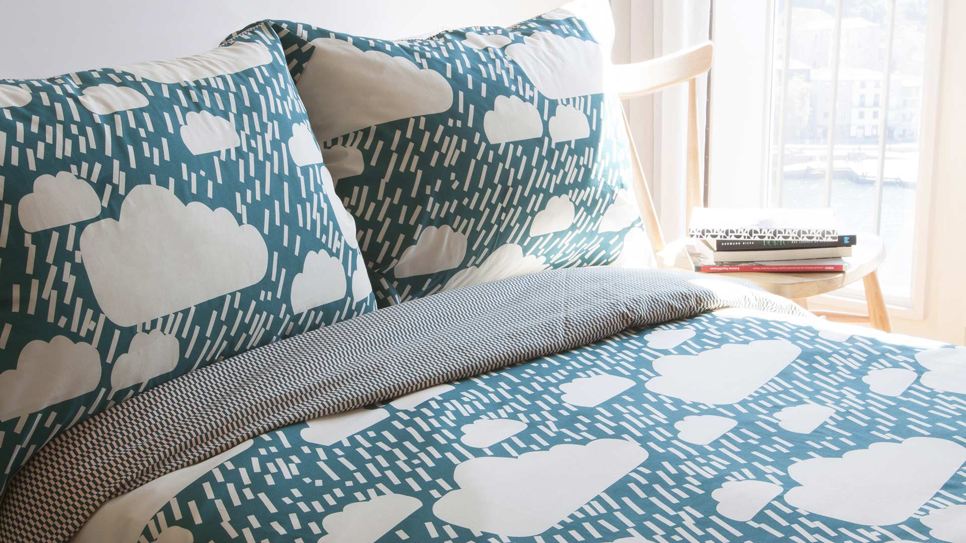 Donna Wilson Print Bedding Cotton Duvet Sets Natural Bed Company