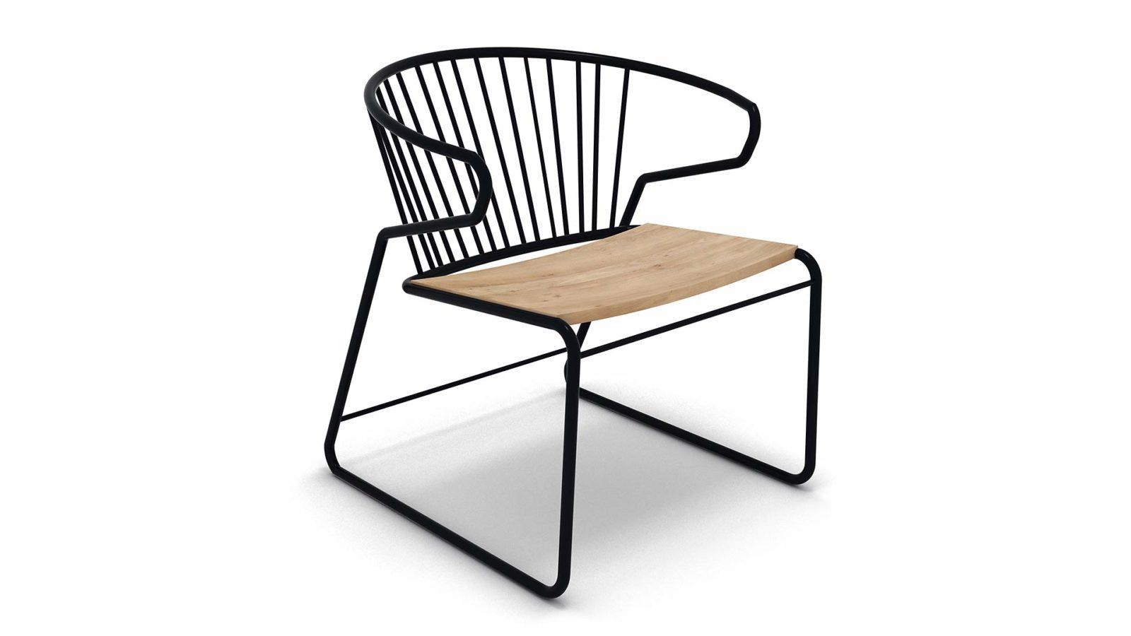 Ethnicraft-Gabbia-chair-black
