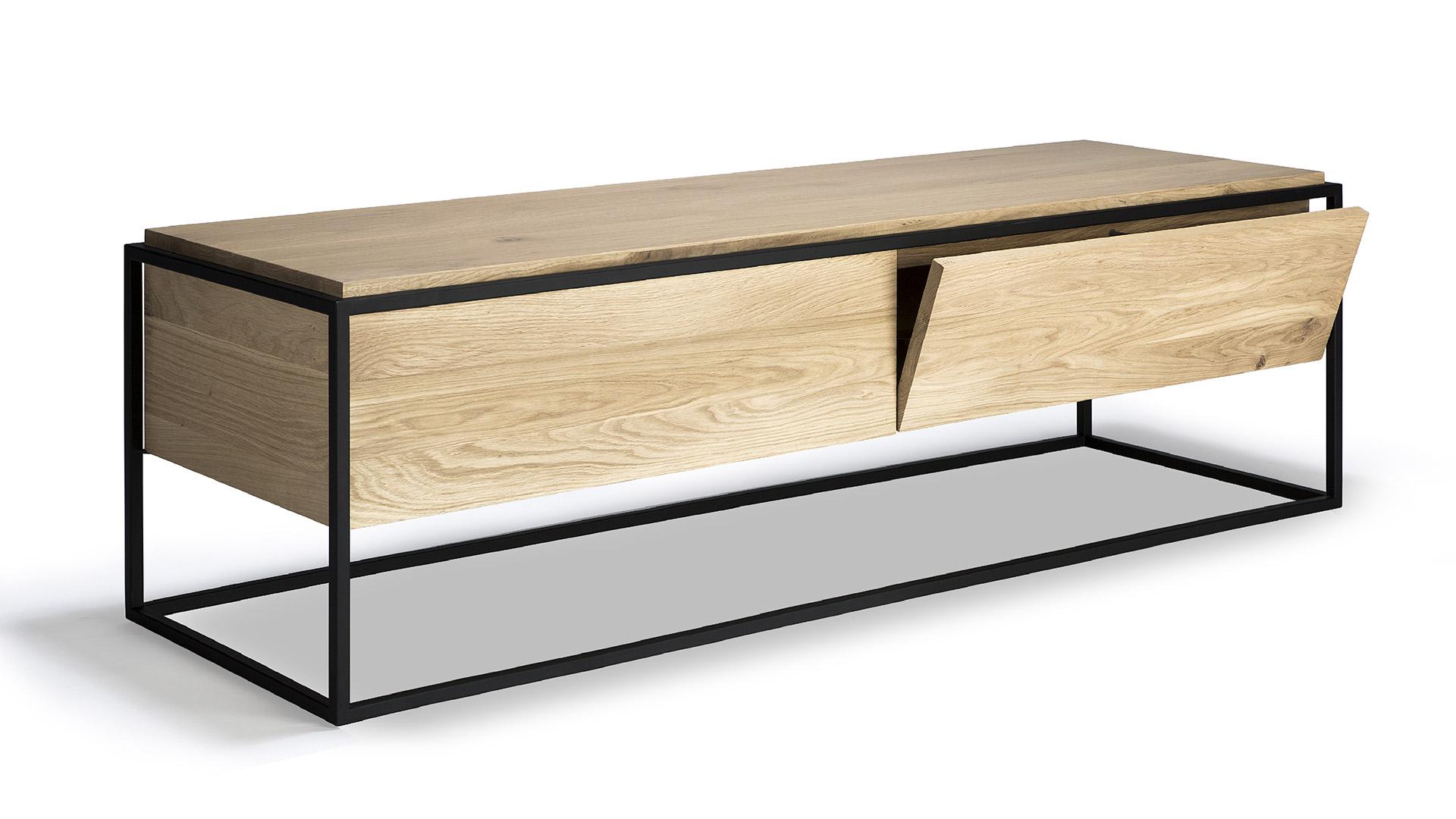 Ethnicraft-Oak-Monolit-TV-cupboard_open
