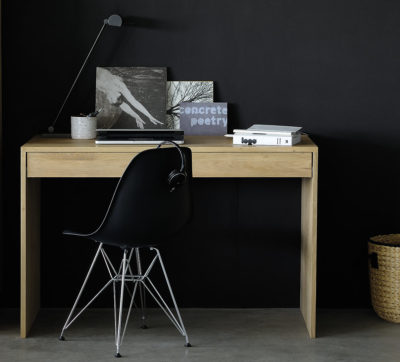 Ethnicraft-Solid Oak-Wave-desk