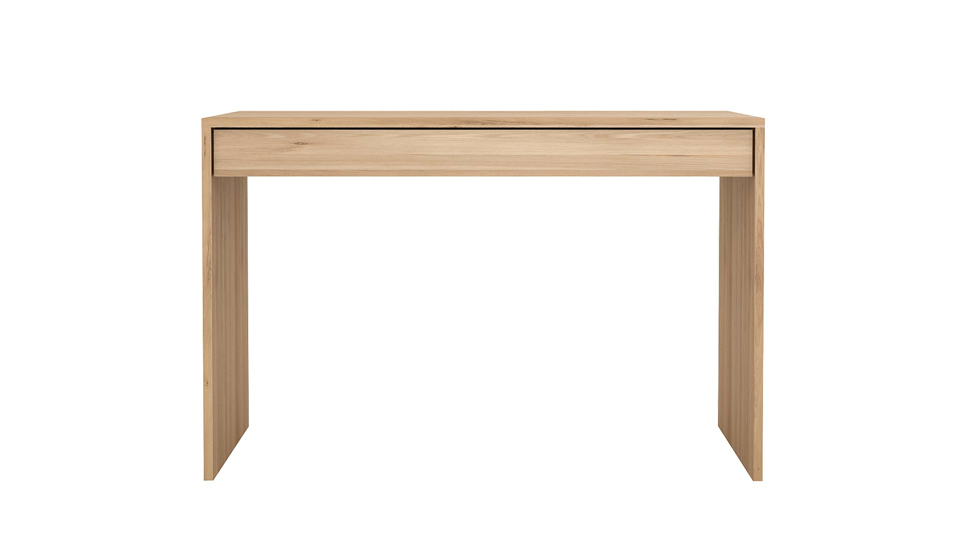 Wave Oak Table Ethnicraft Natural Bed Company