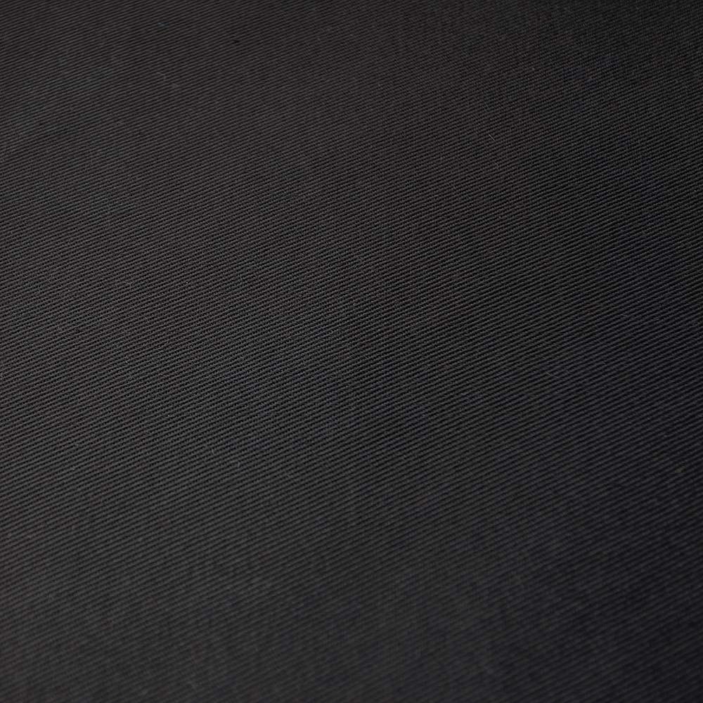 Fabric-Swatch-Cotton-Drill-Black