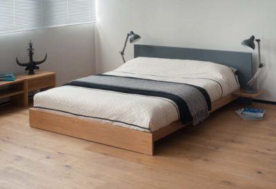 Low Loft Bed - Handmade Beds
