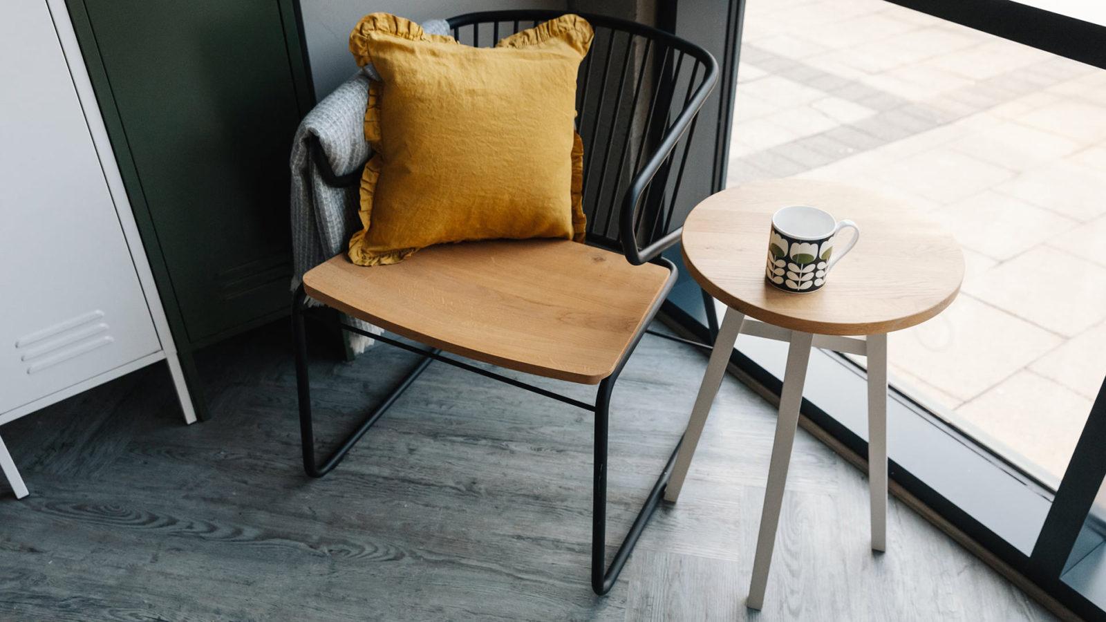 Gabbia chair by Ethnicraft