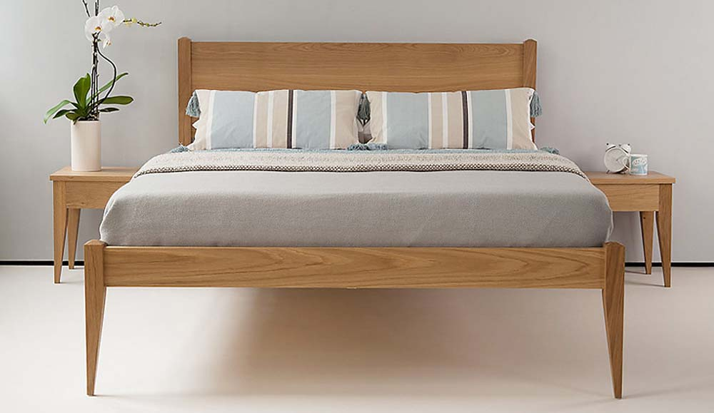 The Cochin Wooden Bed - Hotel Chic – Bedroom Designs