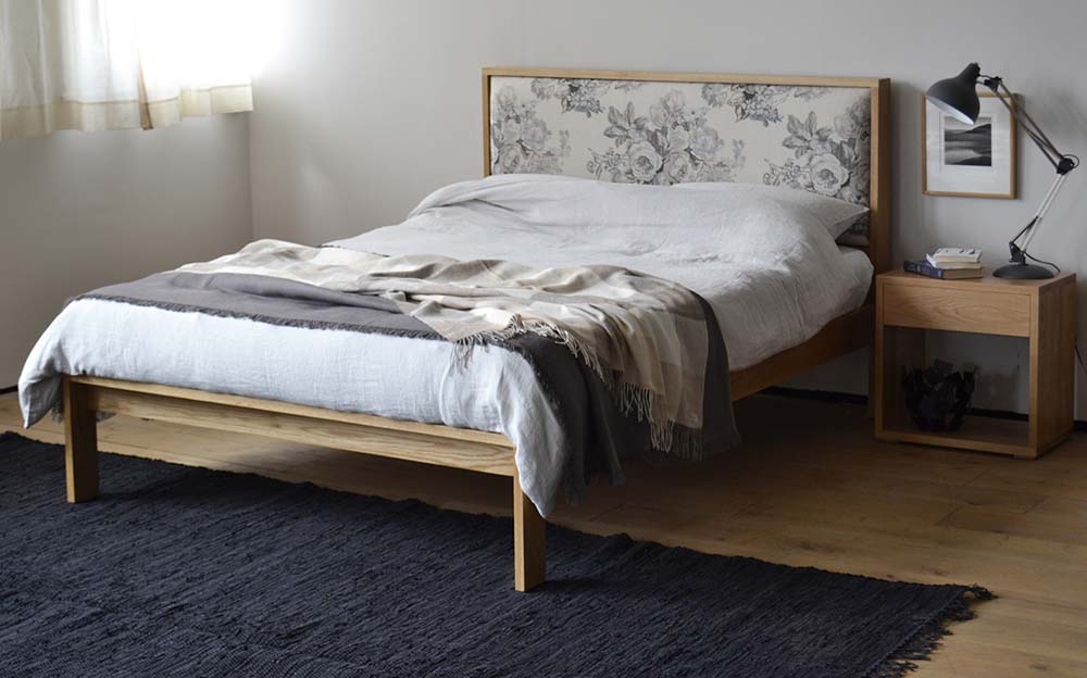 Creating a restful bedroom - tips from Natural Bed Company