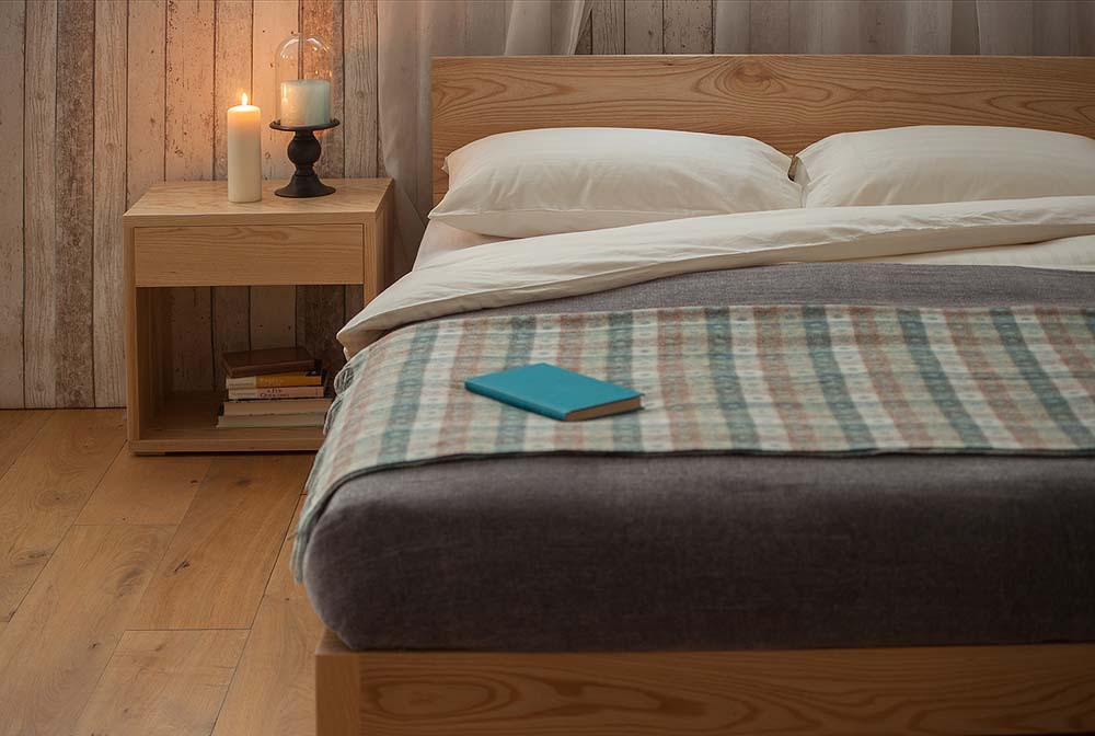 Tips to maximaise space in your bedroom