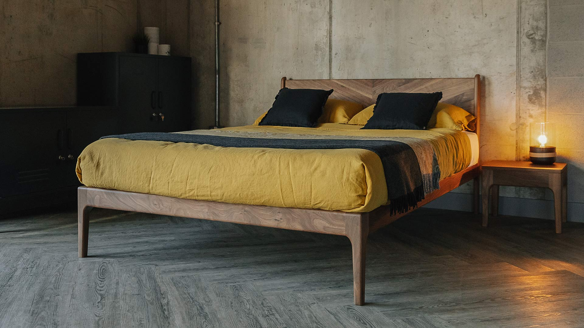 Solid Wood Bedroom Furniture  Blog Category  Natural Bed Company