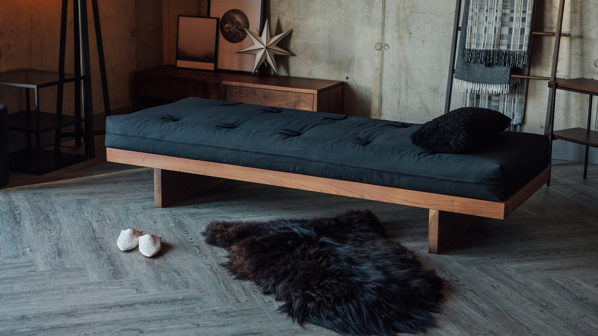 Kyoto Futon Day Bed Sofa Beds Day Beds Natural Bed Company
