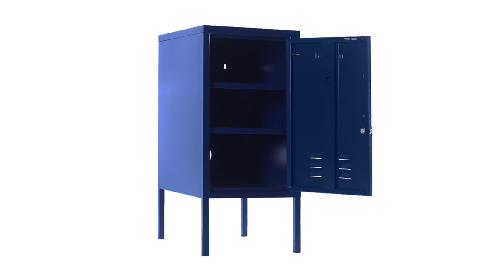 Locker-The-Shorty-in-Navy-open