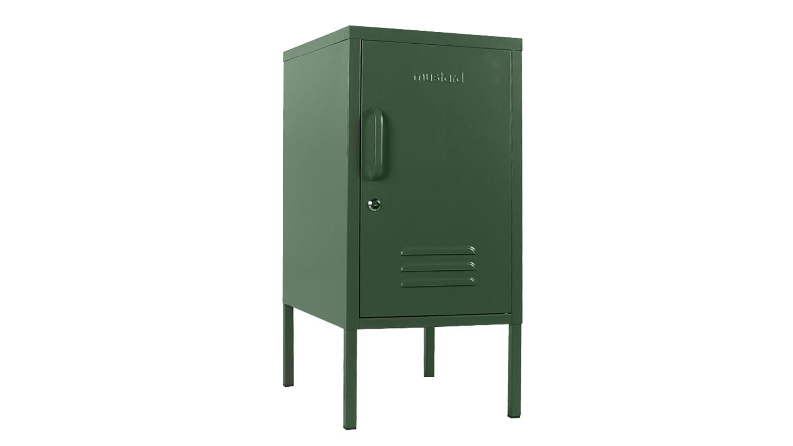 Locker-The-Shorty-in-Olive