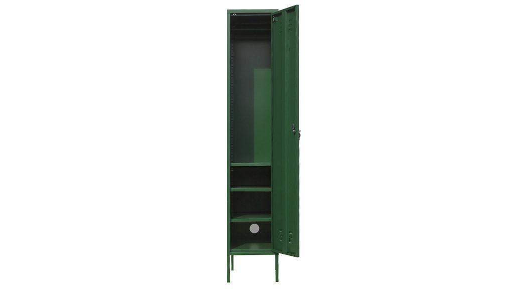 Locker-The-Skinny-in-Olive-open