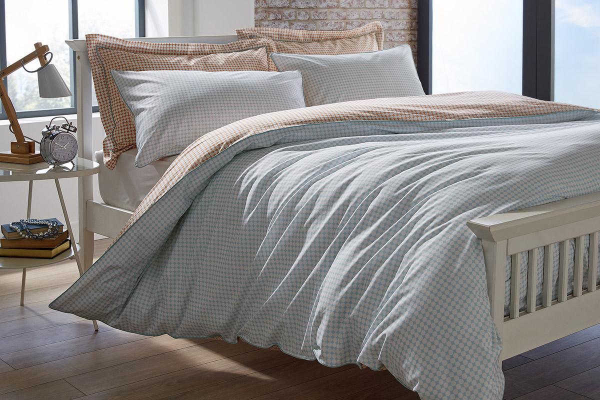Marakesh printed cotton bedding