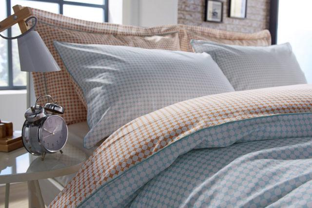 Marakesh printed bedding