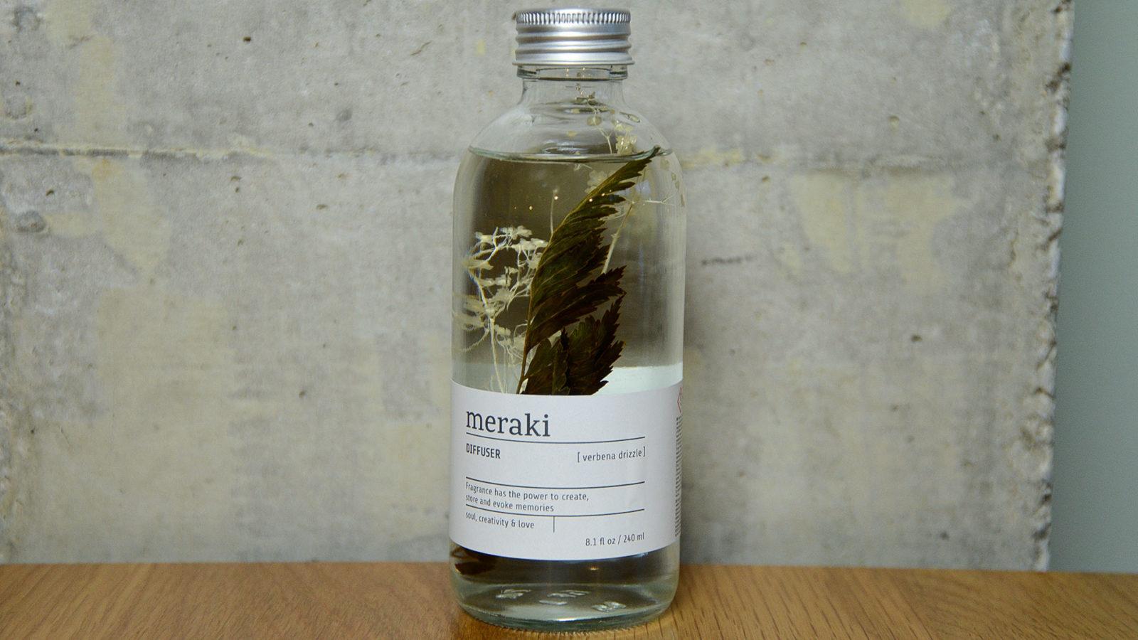meraki botanical diffuser