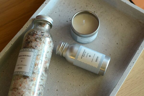 Mirins-calming-set-bath-salts-body-oil-candle