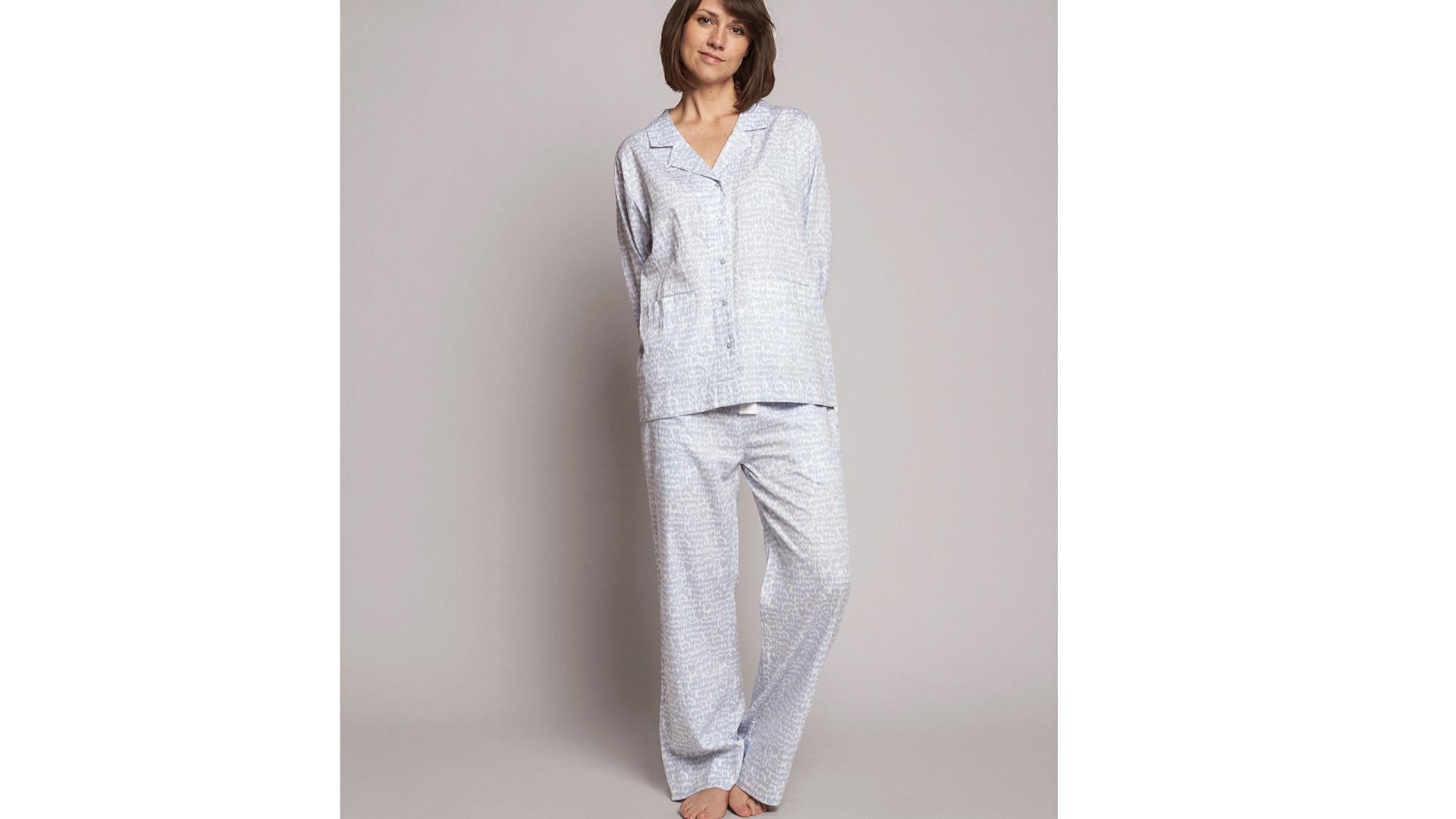 Nightwear-PJ-Set-Blue-Bird-front